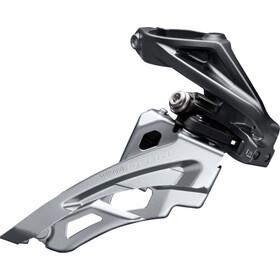 Shimano Deore MTB FD-M6000 Przerzutka przednia 3x10 biegów Side Swing, obejma, wysoka pozycja, black